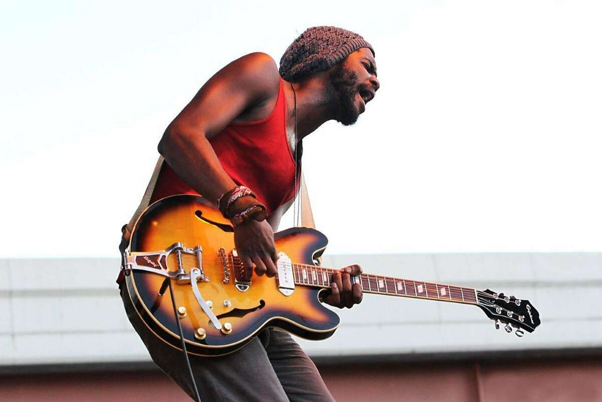 Gary Clark Jr. will perform at The Ridgefield Playhouse on Monday, June 25, at 8 p.m.