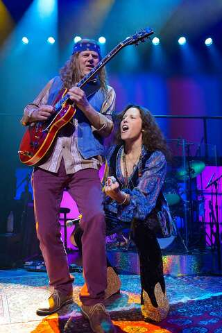 Janis' rocks ACT to its core - SFGate