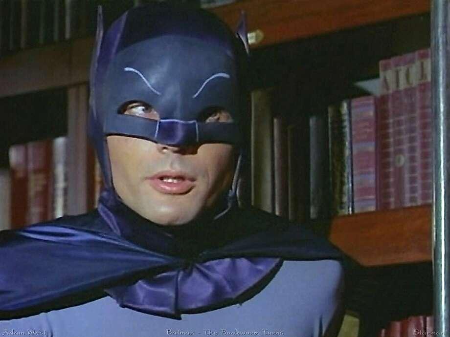 Adam West as Batman. Photo: CBS, 20the Century Fox