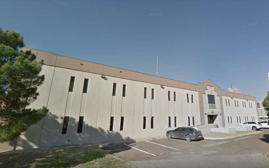 For the evidence room expansion, Midland County received an estimate of $21,472.88 from Greg Wike Construction. The plan includes adding cinderblocks and secure entryways to a space that previously housed sheriff's office records. Photo: Google Maps