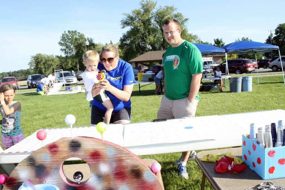 Zion Lutheran Colorpalooza 2017 Photo: Rich Harp/For The Tribune