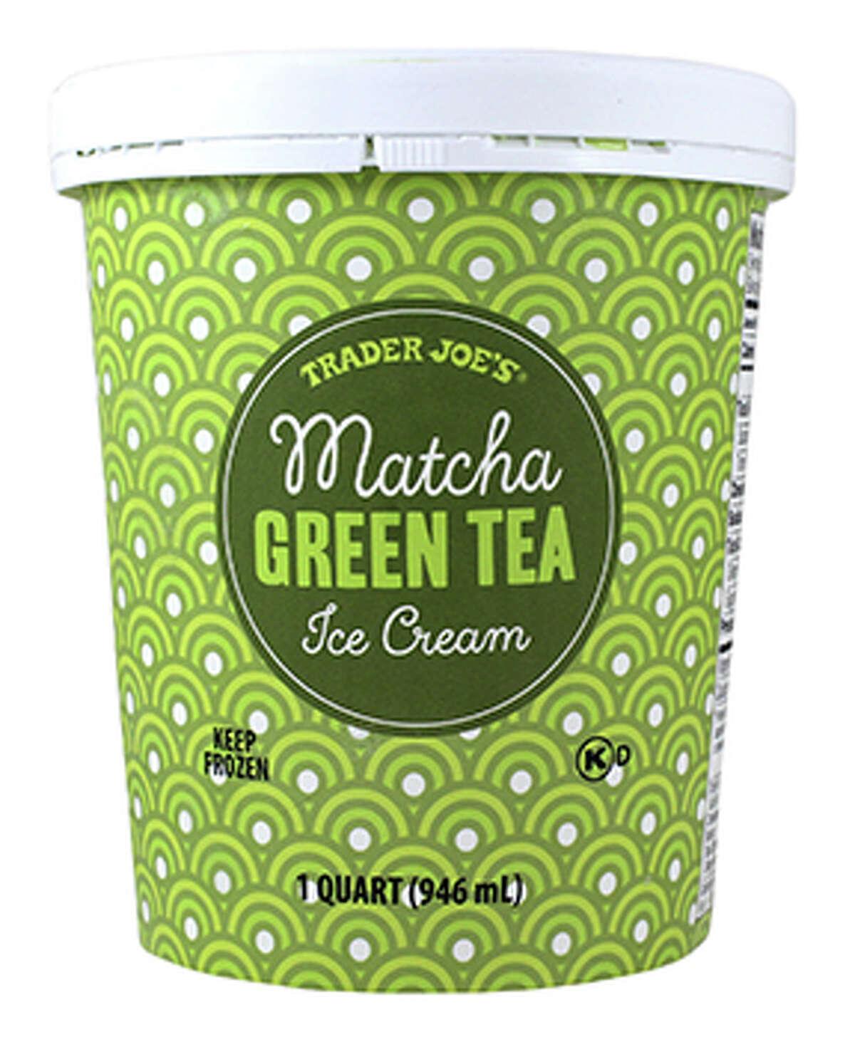 Trader Joe's is recalling cartons of its Matcha Green Tea ice cream.