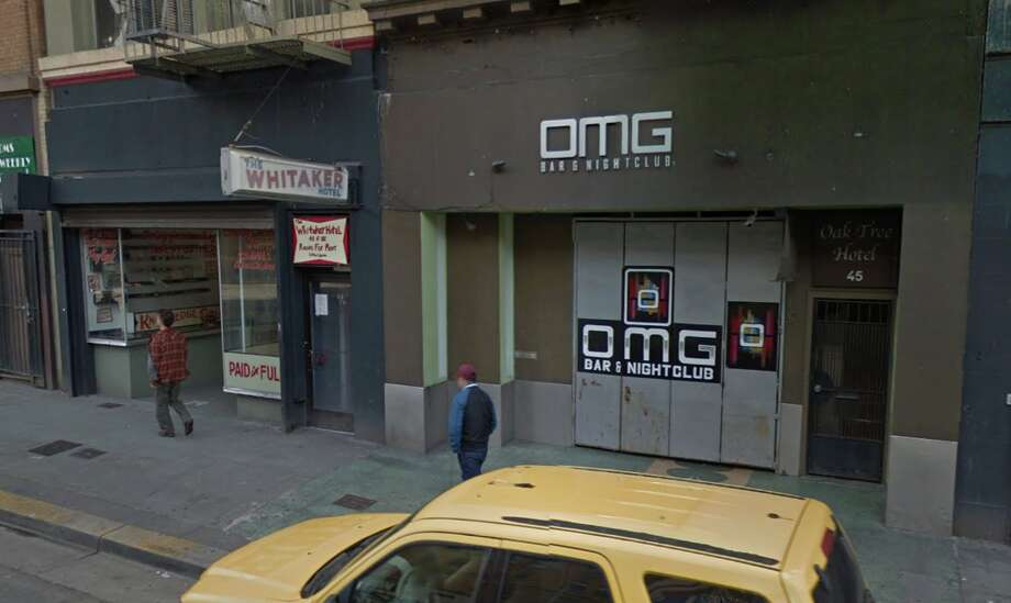 A woman was sentenced Monday to nine years in prison for pulling a knife, threatening and chasing down five patrons outside a San Francisco gay club, in a case that saw lawyers argue over whether the use of gay slurs proved a hate crime.  Photo: Google Maps
