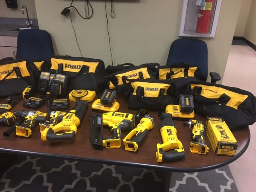 The Fencing Interdiction Team has made an arrest for organized retail theft Monday, June 12, 2017 after uncovering $10,000 in stolen tools.