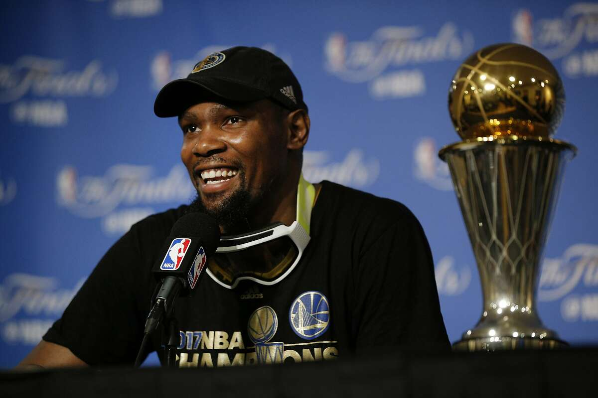 Kevin Durant: two-years, $53 million Last year's top free-agent prize will reportedly take a pay cut to make another run at the title with The Warriors. Durant reportedly left money on the table to help the team restock elsewhere on the roster.