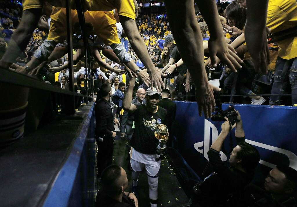 Bandwagon? Warriors\' Kevin Durant proves he\'s worthy of his MVP ...