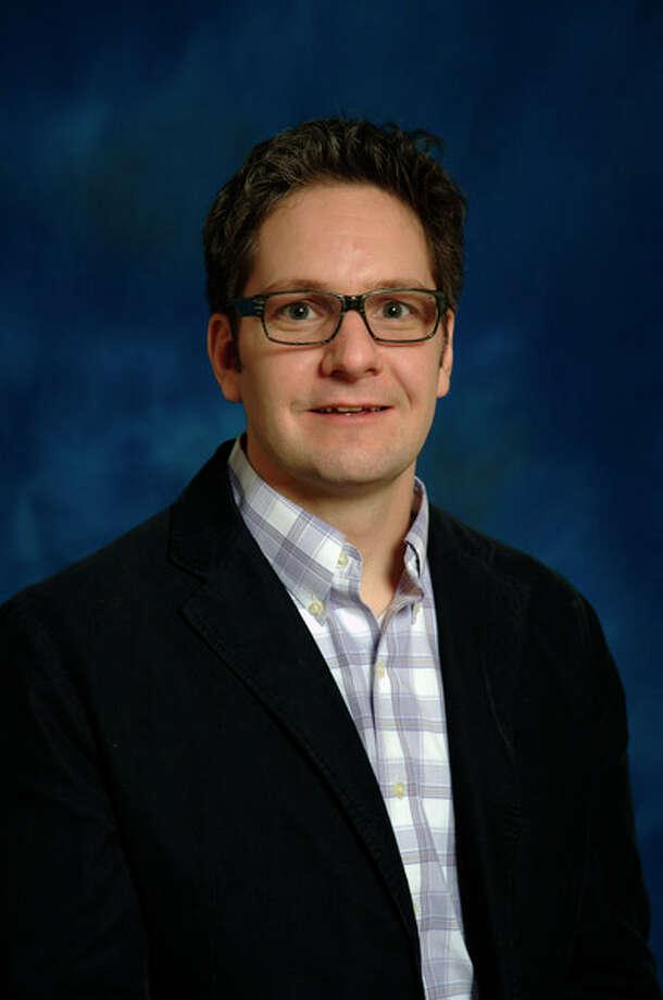 Andrew Miller, SVSU associate professor of geography