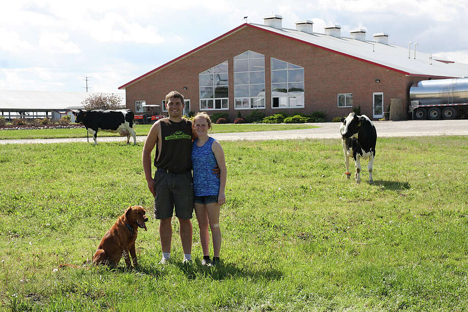 American Dream Is Alive At Huron County Dairy Farm