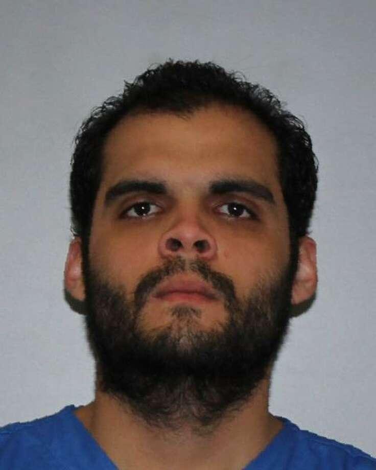 Richard Gonzalez Medina, 25, of Schenectady Photo: State Police
