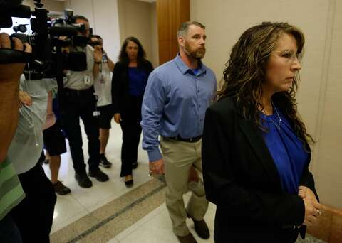 Deputy, husband could face criminal, civil penalties over