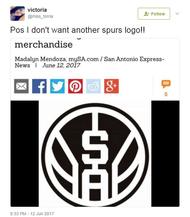 a33a38468 3of14 miss torria  Pos I don t want another spurs logo!!Photo  Twitter.com