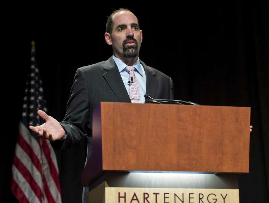 Mike Howard, the CEO of Howard Energy Partners. Photo: Eddie Seal /Bloomberg / © 2013 Bloomberg Finance LP