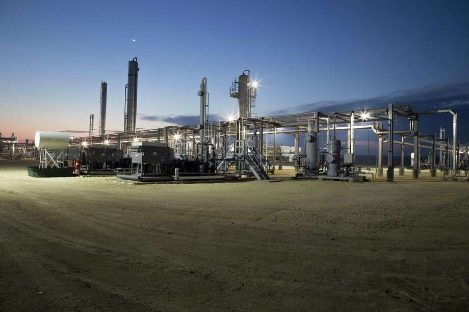 San Antonio-based Howard Energy Partners', which operates this liquids stabilizer facility near Three Rivers, Texas, announced Tuesday it plans to go public with a $200 million IPO. Photo: /Courtesy Photo