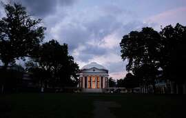 The Rotunda at the University of Virginia.