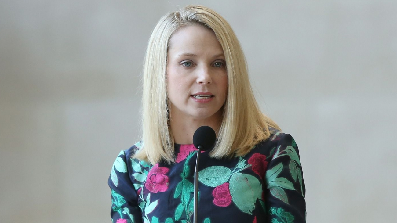 Marissa Mayer Has Resigned Now That Verizon Purchased