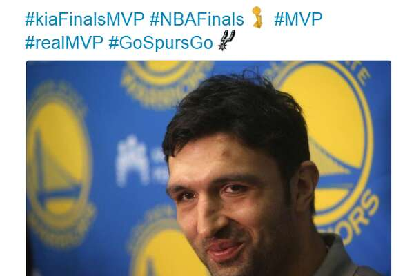@Awesome_Saul: #kiaFinalsMVP #NBAFinals #MVP #realMVP #GoSpursGo