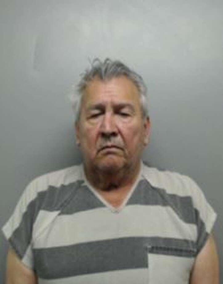 Felix Fuentes Navarro, 74, was charged with aggravated assault. Photo: Webb County Sheriff's Office