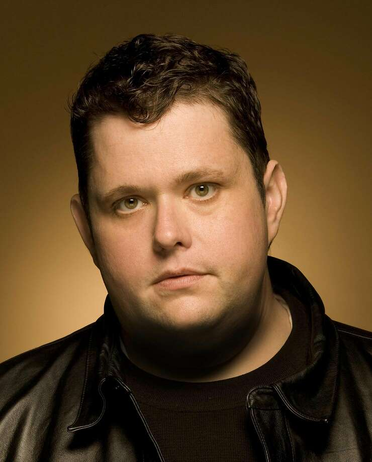 Too big to ignore: comedian Ralphie May performs at the Klein Auditorium in Bridgeport on Friday, Oct. 10. Photo: Contributed Photo