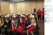 "Miss Rodeo Texas : ""Orientation is about to begin!"""