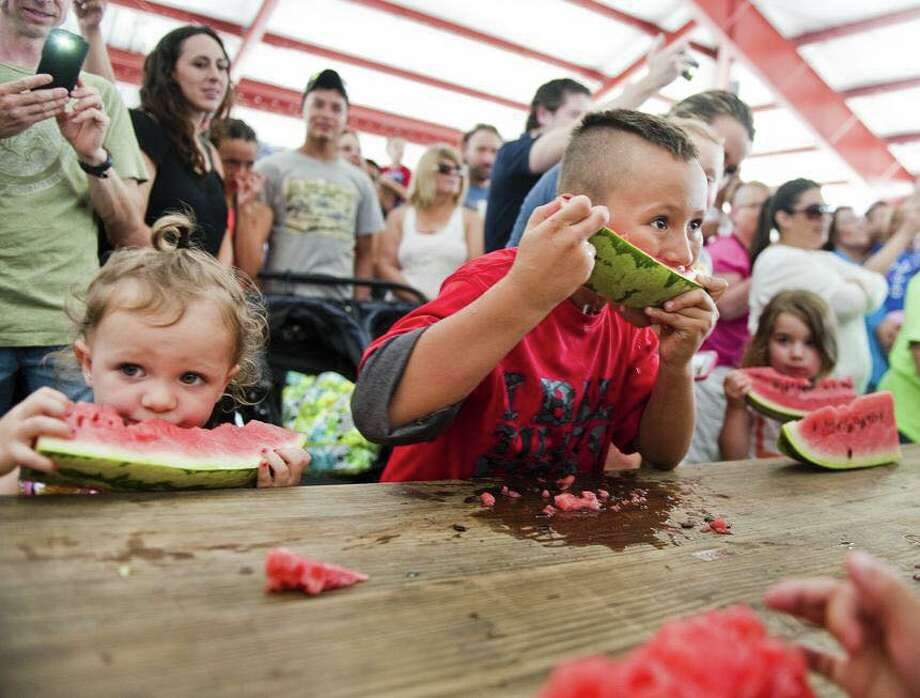 Luling Watermelon Thump. Photo: Provided Photo