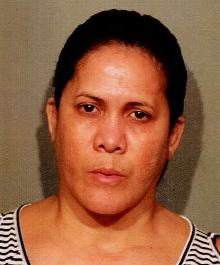 Rosanna Gumbus,44, of Stamford, CT was charged with failure to appear in court and failure to obey a traffic signal on June 9, 2017 in New Canaan, CT. Photo: Contributed Photo / Contributed Photo / New Canaan News contributed