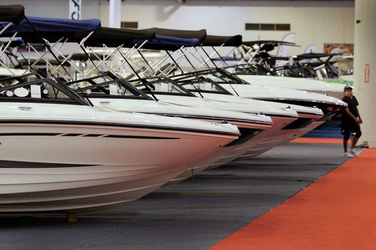 It was smooth sailing for boat dealers as the Houston Summer Boat Show opened last week at NRG Center.