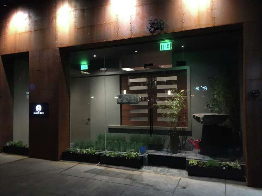 Hiroshi in Los Altos will open with no set menu, seating only eight per night and charging $400 per person. Photo via Hiroshi Facebook