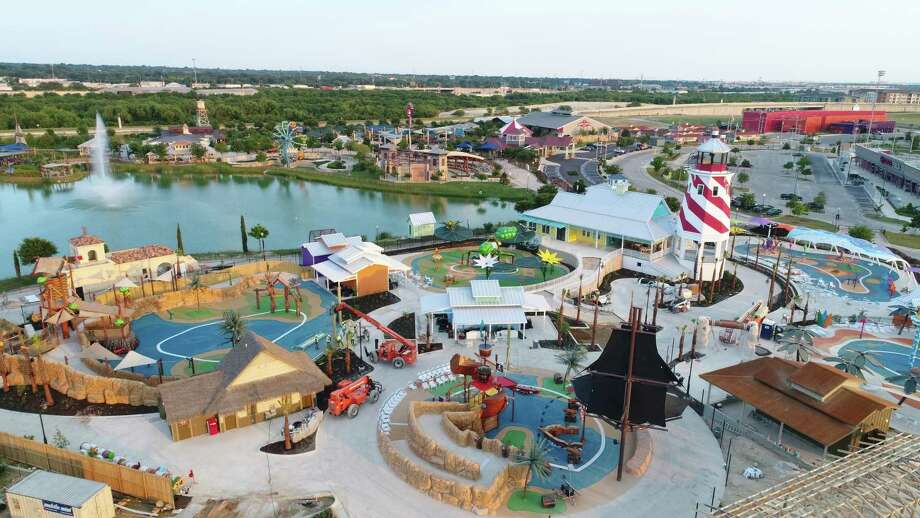 Morgan's Inspiration Island at Morgan's Wonderland is set to open Saturday, June 17 after two years of construction. Photo: Courtesy Morgan's Wonderland