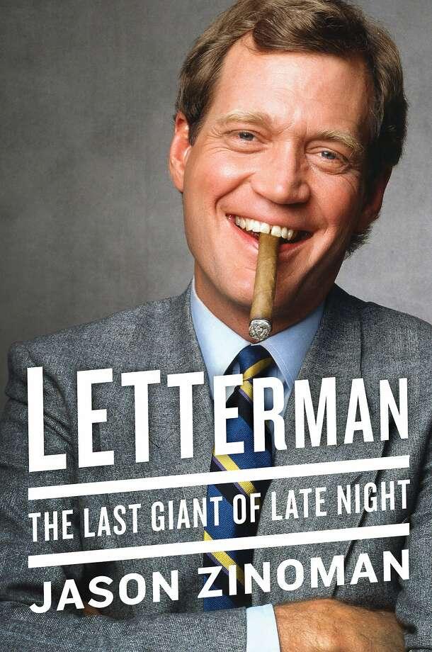 """Letterman"" Photo: Harper"