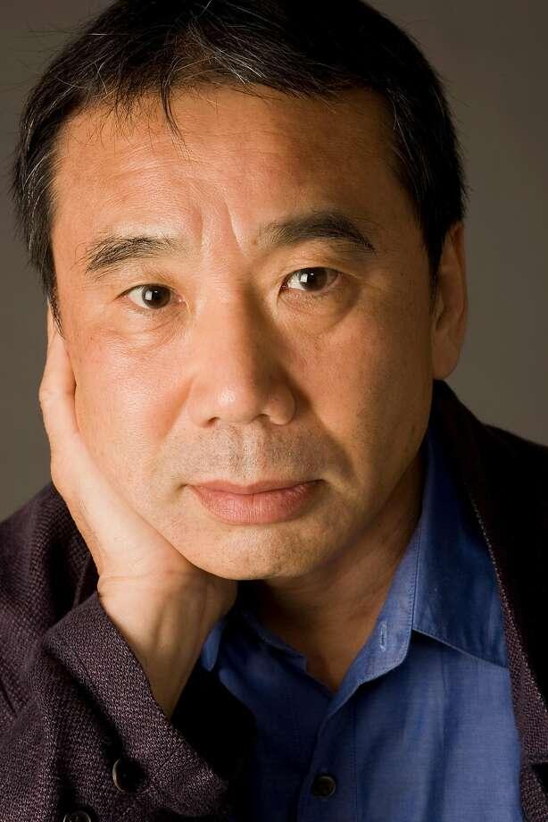 Haruki Murakami Photo: Elena Seibert