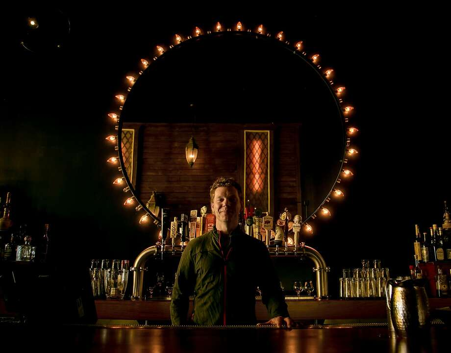 Owner Dennis Leary of Tequila Mockingbird in San Francisco. Photo: John Storey, Special To The Chronicle