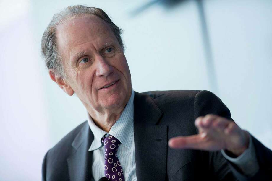 David Bonderman, who will head Seattle's bid for an NHL team. Photo: Photo By Andrew Harrer For Bloomberg. / © 2014 Bloomberg Finance LP