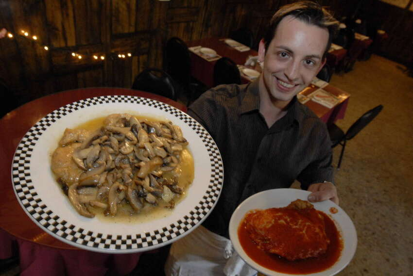 Ferrari's Ristorante , 1254 Congress St., Schenectady. The author said their pasta sauce should be on your