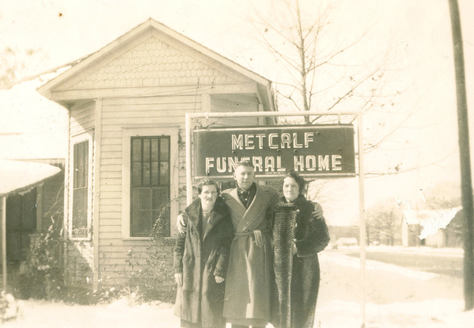 Metcalf Funeral Home serving the community for nearly 80 years - The ...