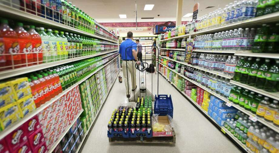 The Stratford ShopRite (pictured) is one of several in the region participating in Calcium Challenge this June. Photo: Paul Taggart / Bloomberg / ONLINE_YES