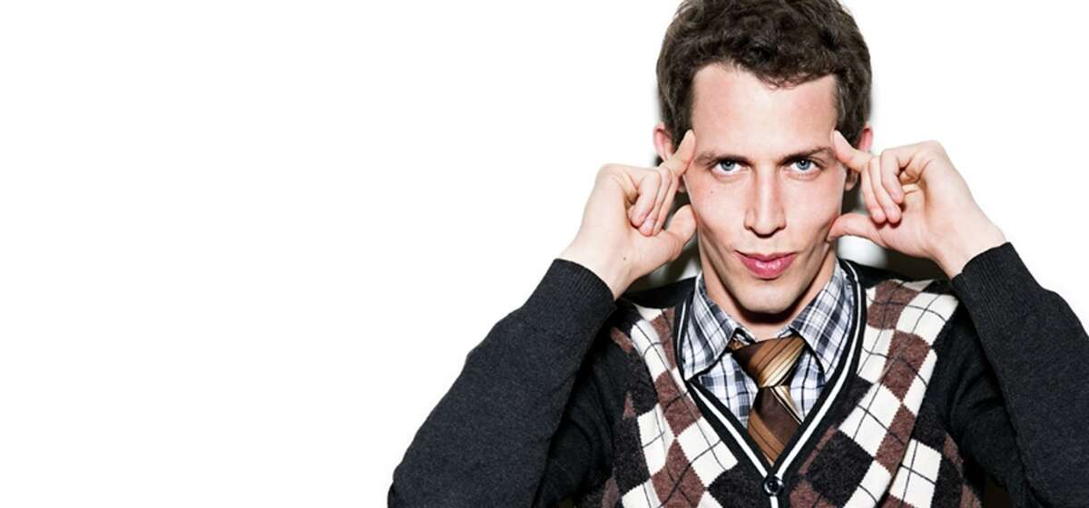 Tony Hinchcliffe at the Secret Group Feb. 1.