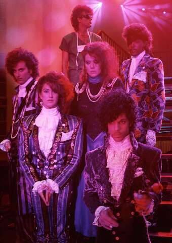 69a3c383e00e28 The Revolution was the backing band for Prince in the 1980s. The band  includedguitarist