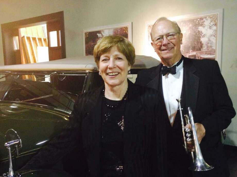 Lew and Mary Green and The Ragtime Evolution will perform at the Darien Arts Center's first-ever gala, An Evening Under the Stars, taking place on Saturday, June 24th in Darien, CT. Photo: Contributed Photo / Contributed Photo / Darien News contributed
