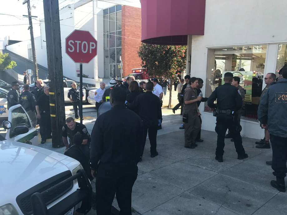 Several reportedly injured in shooting at UPS facility in San Francisco