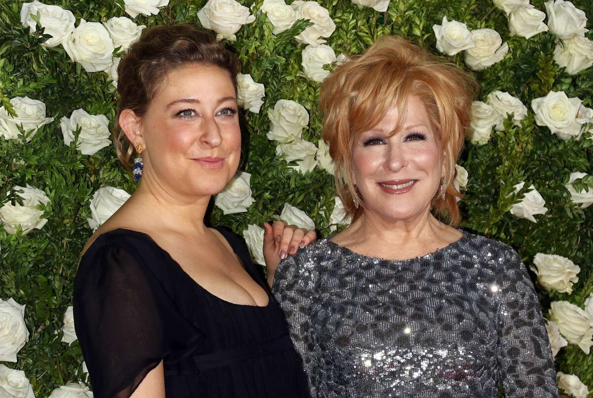 Sophie Von Haselberg and singer/actress Bette Midler attend the 71st Annual Tony Awards at Radio City Music Hall on June 11, 2017.