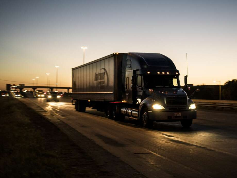 A tractor-trailer is shown in this file photo. Photo: The Washington Post/The Washington Post/Getty Images