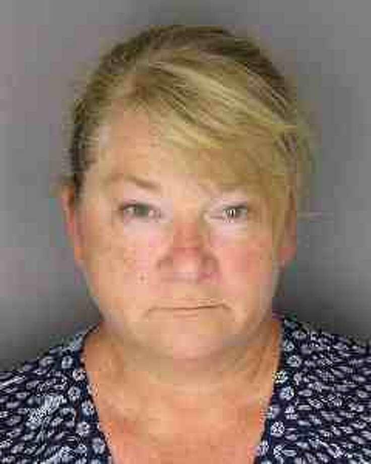 Elizabeth M. Barthelmas, 48, of Wilton Photo: Saratoga County Sheriff's Office