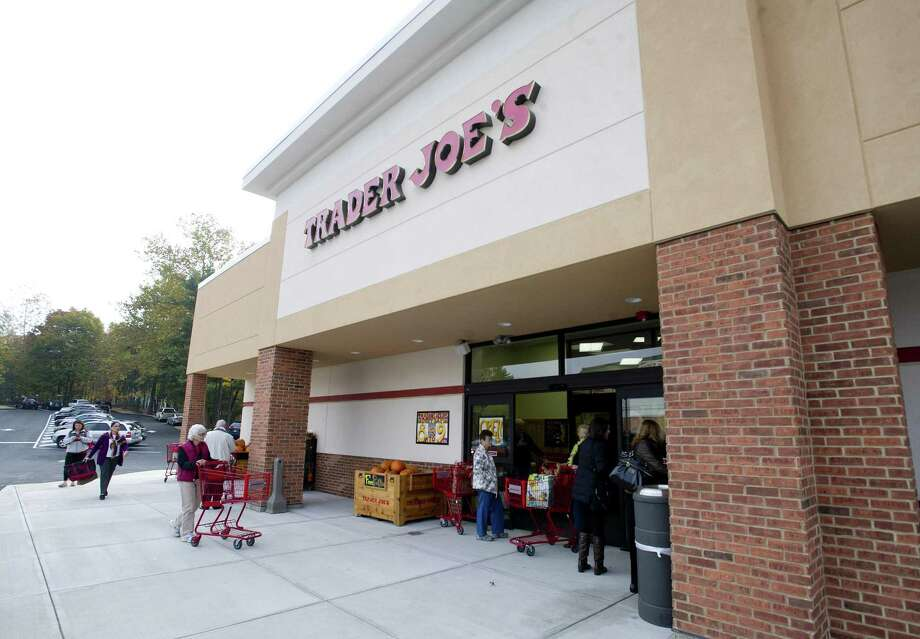 Trader Joe's on High Ridge Road in Stamford, Conn., in October 2013 when it opened. The Trader Joe's building is part of the High Ridge Shopping Center acquired in 2017 by Greenwich-based Urstadt Biddle Properties. Photo: Lindsay Perry / Lindsay Perry / Stamford Advocate