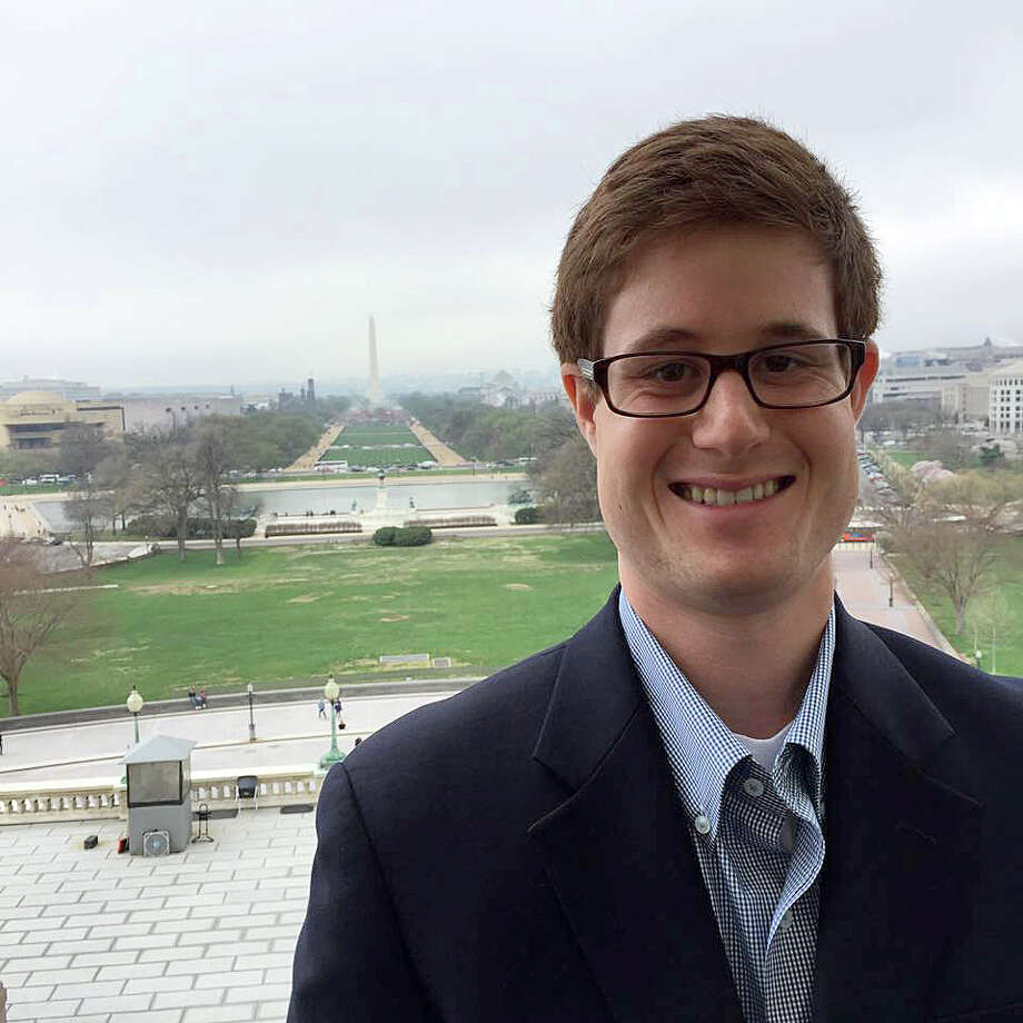 UT graduate, Zack Barth who serves as a legislative aide for U.S. Rep. Roger Williams, R-Texas, was one of the people shot at a congressional baseball practice. Photo: Family Photo / family photo