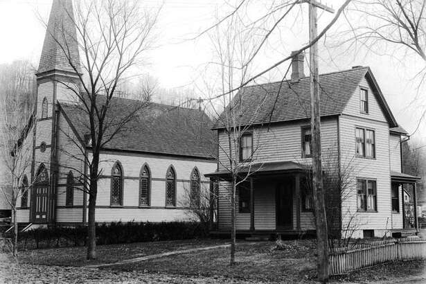 Gunn Historical Museum's Washington History Club in the Morning will be held June 19 at 10 a.m. at the town's senior center in Bryan Hall Plaza. The topic will be Washington houses of worship past and present. This photograph by Joseph West is of the former Our Lady of Perpetual Help Catholic Church on Green in Washington, circa 1900. If you have a photo you'd like to share, contact Deborah Rose at 860-355-7324 or drose@newstimes.com.