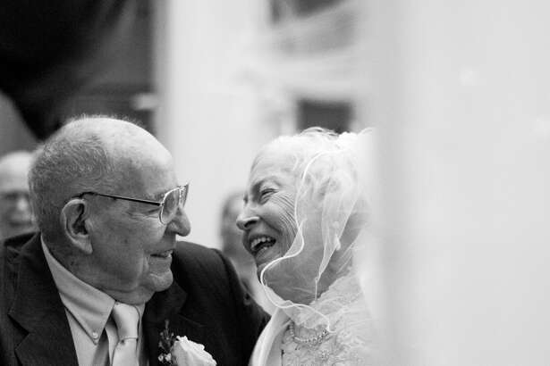 On June 10, 2017, Lubbock residents Tom and Marie Macon celebrated their 75th wedding anniversary with the wedding ceremony they never had.