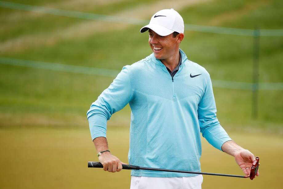 Rory McIlroy favors benign conditions. Photo: Gregory Shamus, Getty Images