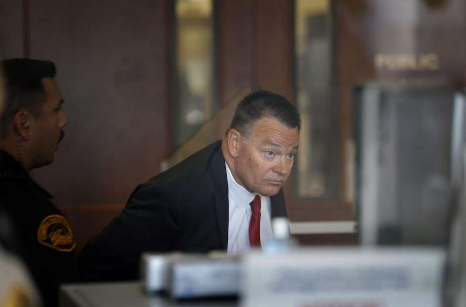 Contra Costa County District Attorney Mark Peterson will perform community service. Photo: Carlos Avila Gonzalez, The Chronicle