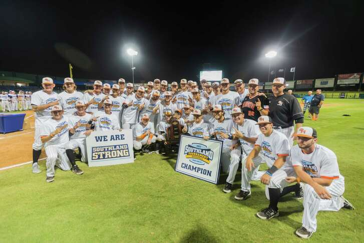 Sweeping through the Southland Conference tournament was among the highlights for Sam Houston State's baseball team, which made its first Super Regional this year.