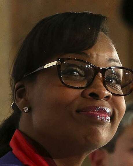 A conflict of interest case and negative campaigning may have doomed Mayor Ivy Taylor. Photo: Lisa Krantz / SAN ANTONIO EXPRESS-NEWS / SAN ANTONIO EXPRESS-NEWS